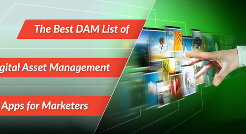 The Best DAM List of Digital Asset Management Apps for Marketers