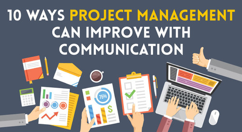 10 Ways Project Management Can Improve with Communication
