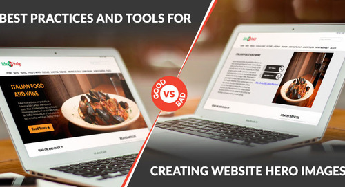 Best Practices and Tools for Creating Website Hero Images