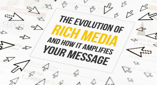 Rich Media: Its Evolution and How It Amplifies Your Message