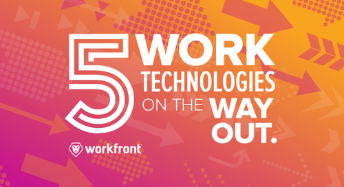 5 Work Technologies on the Way Out