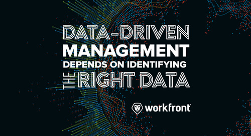 Data-Driven Management Depends on Identifying The Right Data