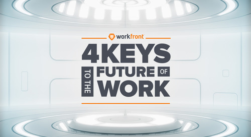 4 Keys to the Future of Work