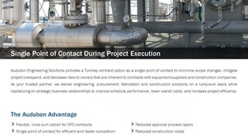 Turnkey Contracts