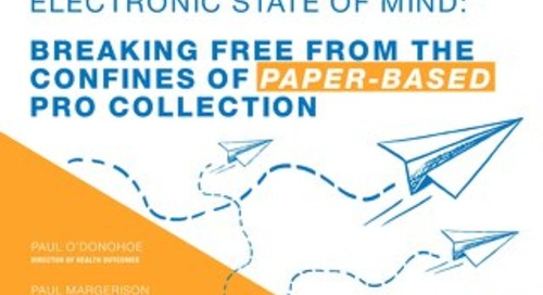 Electronic State of Mind: Breaking Free from the Confines of Paper-Based PRO Collection
