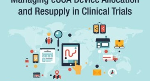 Managing eCOA Device Allocation and Resupply in Clinical Trials
