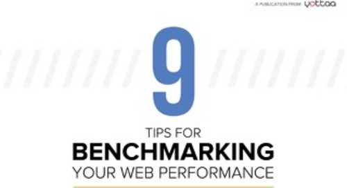 9 Tips for Benchmarking Your Web Performance