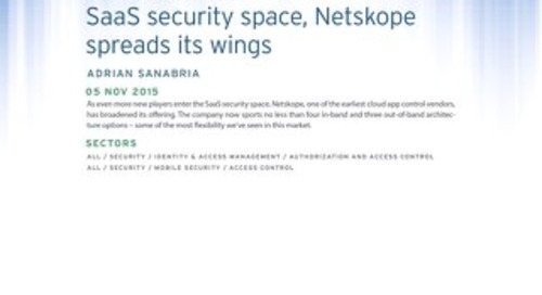 451 Research Impact Report - Netskope