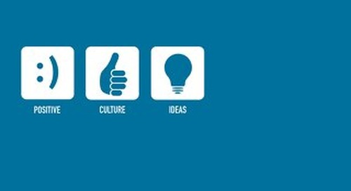 Winning Ways to a Positive Culture