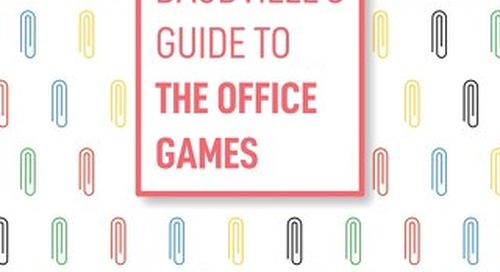 Baudville's Guide to the Office Games