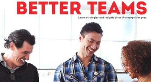 Recognation: Build Better Teams