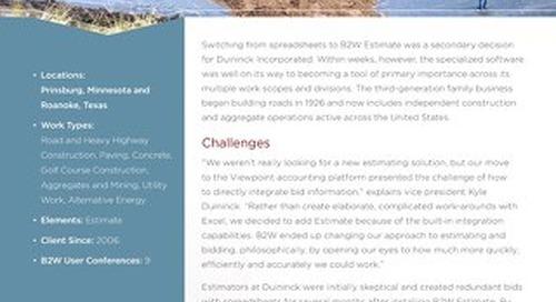Duininck Inc.