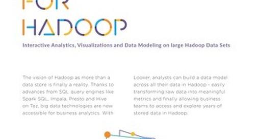 Looker for Hadoop