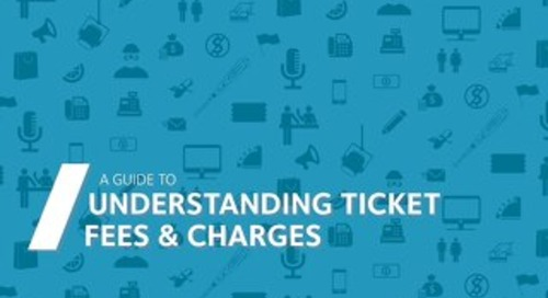 Guide to Understanding Tickets Fees & Charges