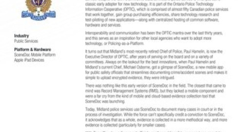 Midland Police Case Study