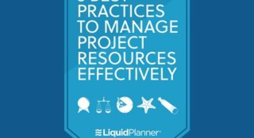 5 Best Practices to Manage Project Resources Accurately