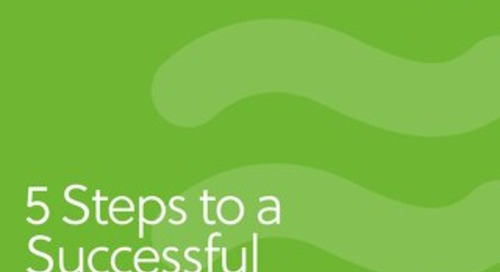 Five Steps to a Successful Roll-out of LiquidPlanner