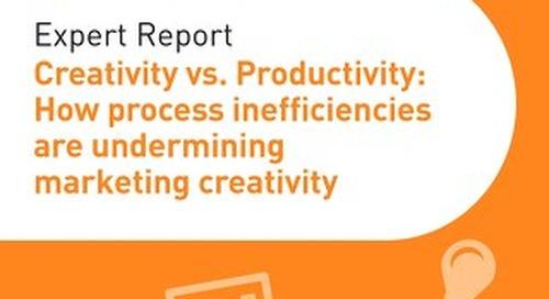 Learn How Inefficiencies in Marketing Processes Damage Creativity