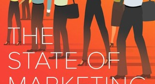 The State of Marketing Work Report