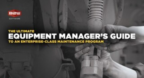 Maintenance Management Software Guide