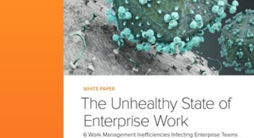 The Unhealthy State of Enterprise Work
