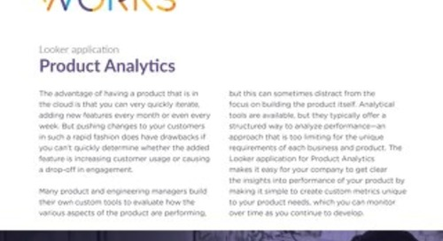 Product Analytics