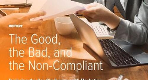 Marketing Compliance Report 2017