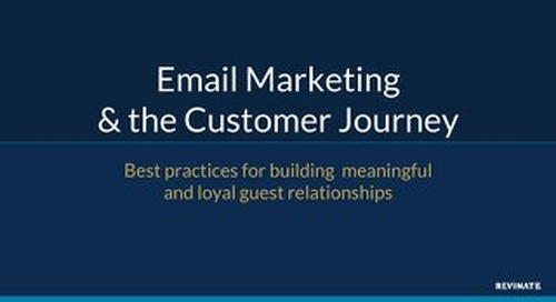 Email Marketing and the Customer Journey