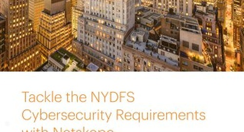 NYDFS Cybersecurity Requirements