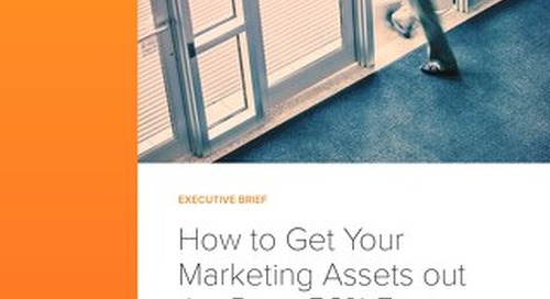 How to Get Your Marketing Assets Out the Door 56% Faster