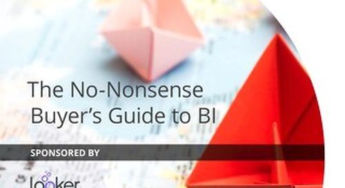 The No-Nonsense Buyer's Guide to BI