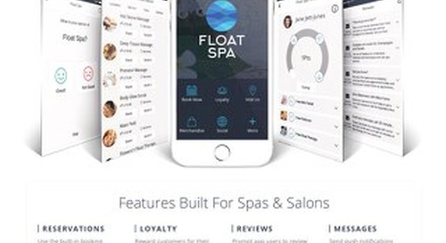 Spa & Salon Features