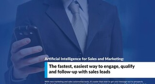 eBook: Engaging Your Leads with AI