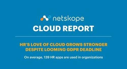 February 2018 - Netskope Cloud Report