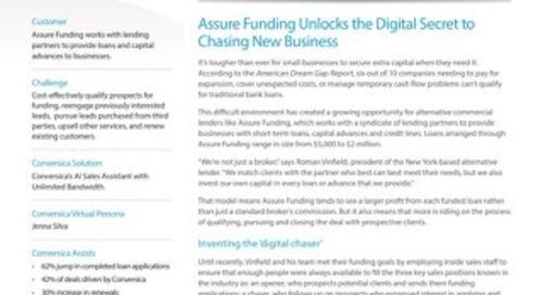Assure Funding case study