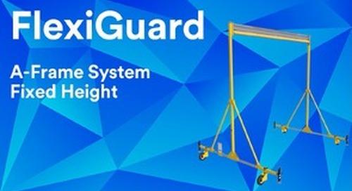 3M™ DBI-SALA® Advanced™ A Frame Demonstration