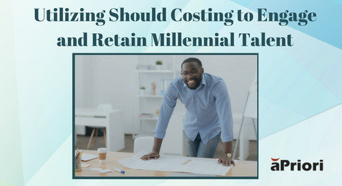 Utilizing Should Costing to Engage and Retain Millennial Talent