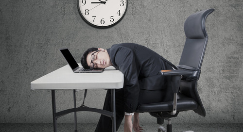 Cure for the Overtime Epidemic: 5 Ways to Help Your Employees Work Smarter, Not Harder